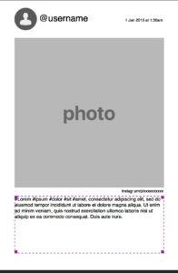 Hashtag Printer Sample